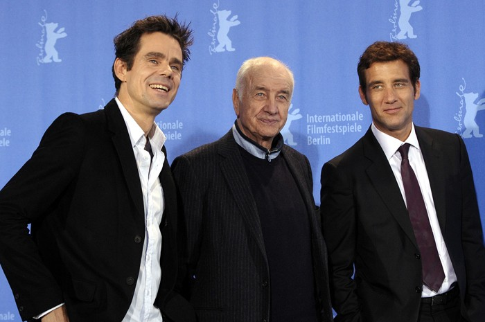 Berlinale 2009: Tom Tykwer, Armin Müller-Stahl e Clive Owen presentano The International