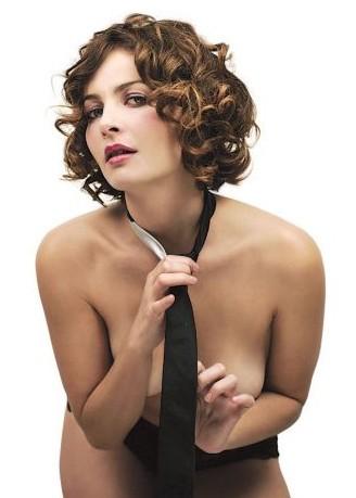 Violante Placido senza veli su Playboy Italia