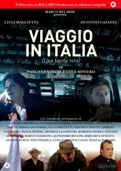 La locandina di Viaggio in Italia (una favola vera)