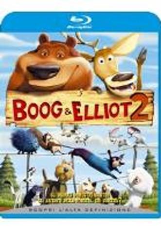 La copertina di Boog e Elliot 2 (blu-ray)
