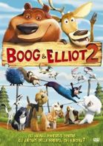 La copertina di Boog e Elliot 2 (dvd)
