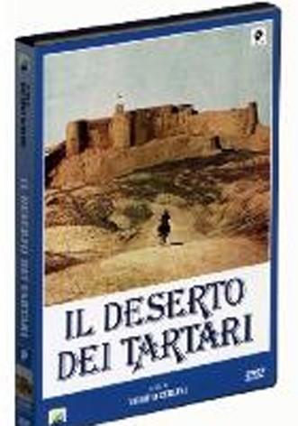 La copertina di Il deserto dei Tartari (dvd)