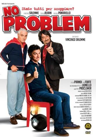 La copertina di No Problem (dvd)