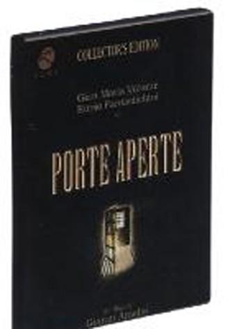 La copertina di Porte aperte (dvd)