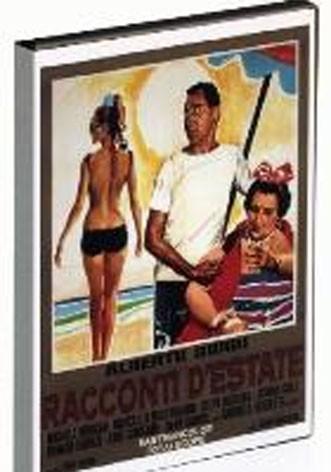 La copertina di Racconti d'estate (dvd)