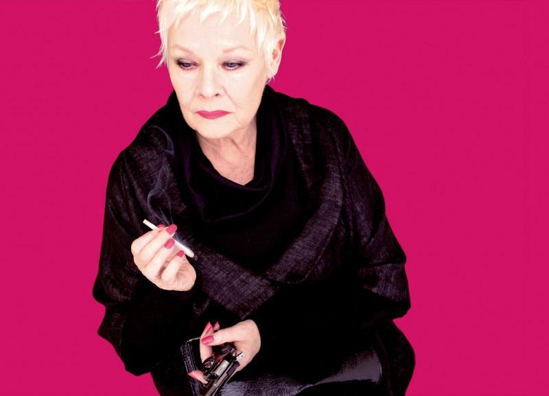 Judy Dench in Rage