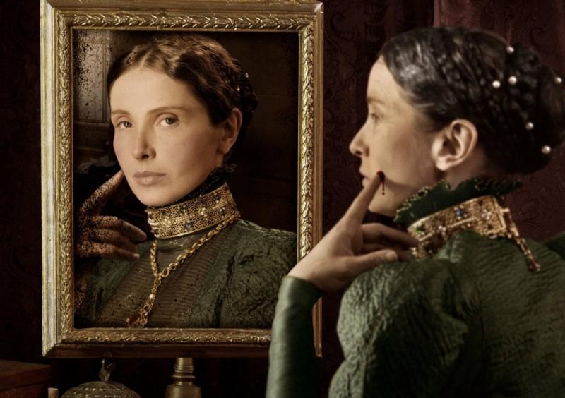 Julie Delpy in The Countess, del quale è interprete e regista.