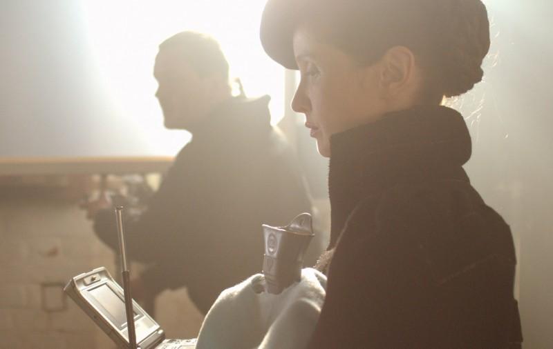 Julie Delpy in una sequenza di The Countess, nel quale interpreta la contessa Elizabeth Bathòry.