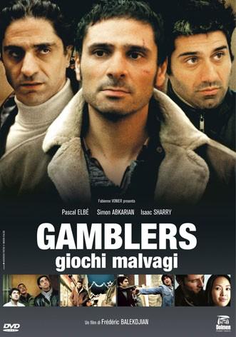 La copertina di Gamblers - Giochi malvagi (dvd)