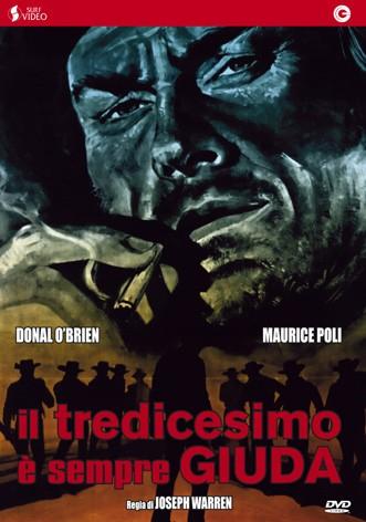 La copertina di Il tredicesimo è sempre Giuda (dvd)