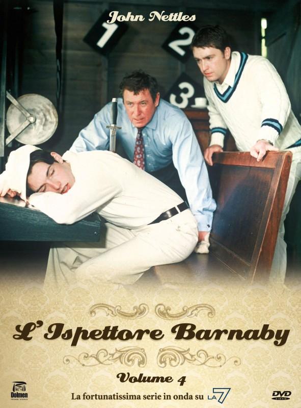 La copertina di L'ispettore Barnaby - Volume 1 (dvd)