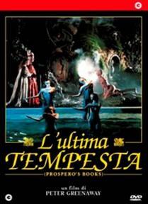 La copertina di L'ultima tempesta (dvd)