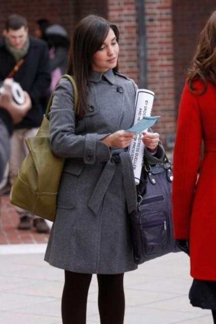 Laura Breckenridge è Rachel nell'episodio Carrnal Knowledge di Gossip Girl