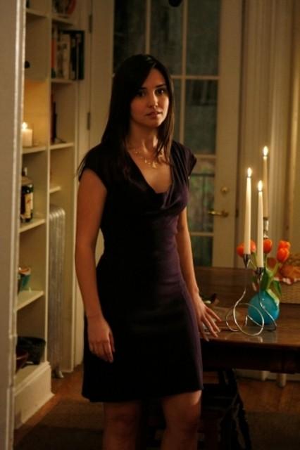 Laura Breckenridge nell'episodio Carrnal Knowledge di Gossip Girl