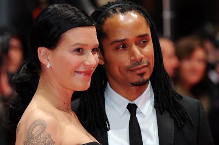 Berlinale 2009: Franka Potente e Dio, questo il nome del suo fidanzato, sul red carpet prima della premiere di The International