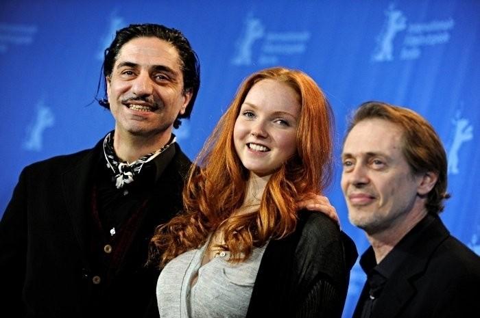 Berlinale 2009 Simon Abkarian, Lily Cole e Steve Buscemi presentano il film Rage