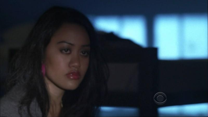 Un momento dell'episodio Disarmed and Dangerous di CSI