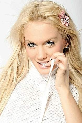 Una foto di Laura Drzewicka, la 'Barbie Girl' del Grande Fratello 9