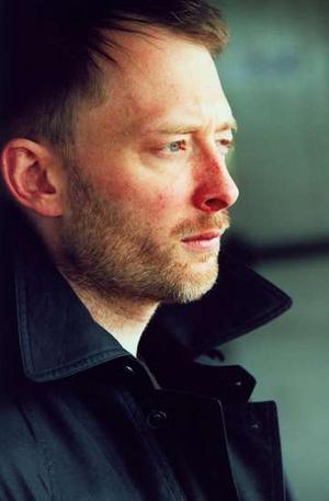 Una foto di Thom Yorke