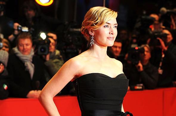 Una splendida Kate Winslet in occasione della presentazione di The Reader al Festival di Berlino 2009