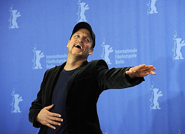 Woody Harrelson presenta al 59esimo Festival di Berlino il film The Messenger
