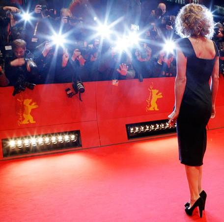 Berlinale 2009: glamour ed eleganza sul red carpet per Michelle Pfeiffer, protagonista di Cherì