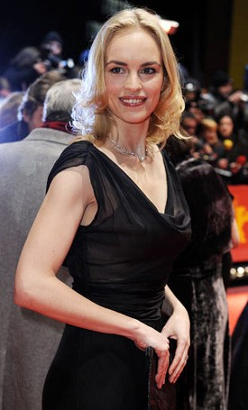 Berlinale 2009: l'attrice tedesca Nina Hoss