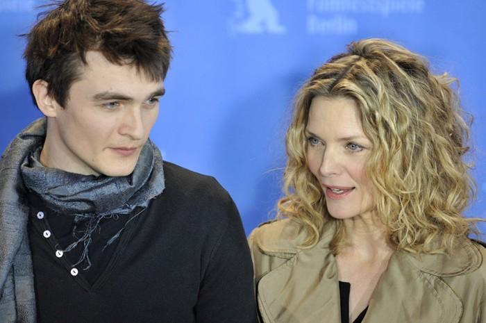 Berlinale 2009: Michelle Pfeiffer con Rupert Friend durante la presentazione di Cherì