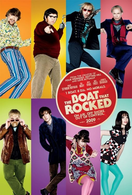 Ancora un nuovo poster per The Boat That Rocked