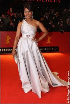 Berlinale 2009: Angela Bassett
