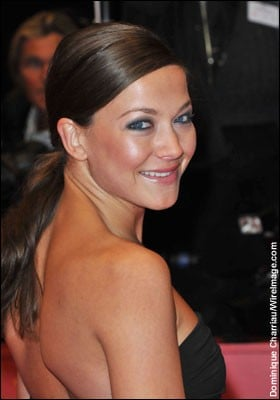 Berlinale 2009: l'attrice tedesca Hannah Herzsprung