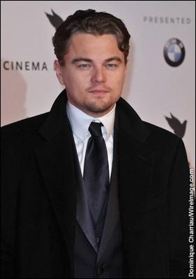 Berlinale 2009: Leonardo DiCaprio per Cinema for Peace