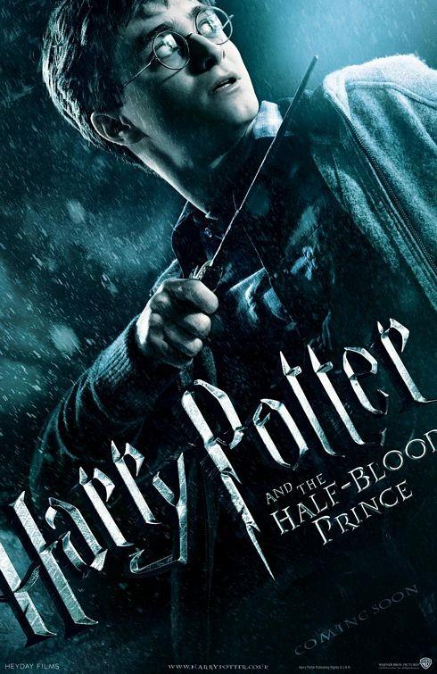 Character Poster per Harry Potter e il principe mezzosangue - Harry Potter
