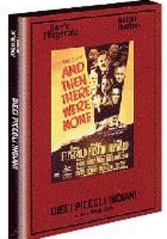 La copertina di Dieci piccoli indiani (dvd)