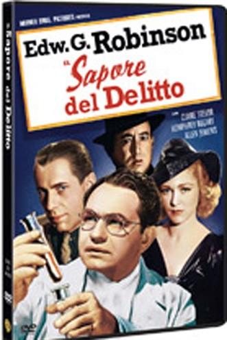 La copertina di Il sapore del delitto (dvd)