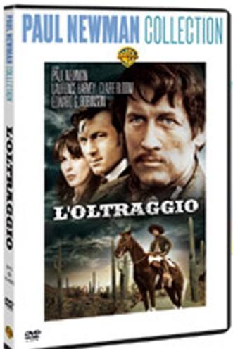 La copertina di L'oltraggio (dvd)