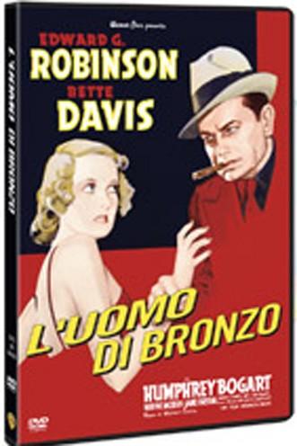 La copertina di L'uomo di bronzo (dvd)