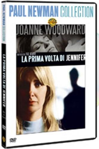 La copertina di La prima volta di Jennifer (dvd)