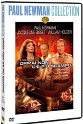 La copertina di Ormai non c'è piu scampo (dvd)