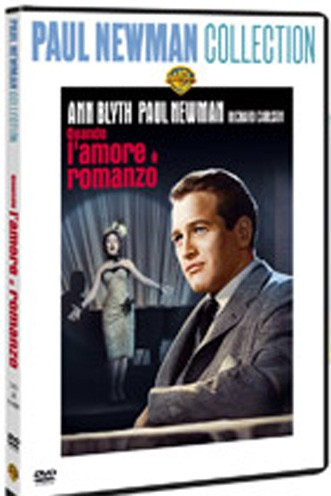 La copertina di Quando l'amore è romanzo (dvd)