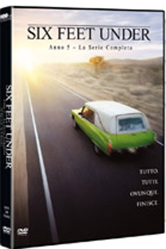 La copertina di Six Feet Under - Stagione 5 (dvd)
