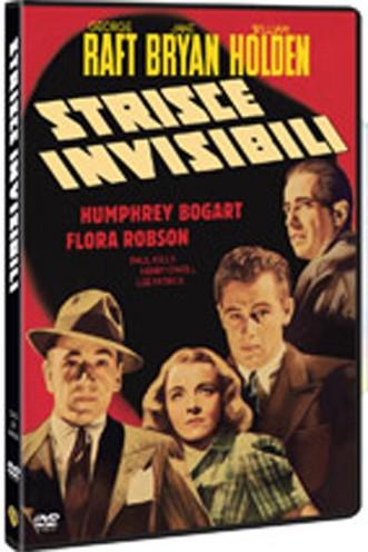 La copertina di Strisce invisibili (dvd)