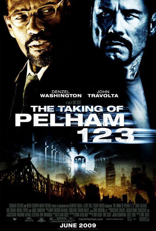 La locandina di Pelham 1 2 3 - Un ostaggio al minuto