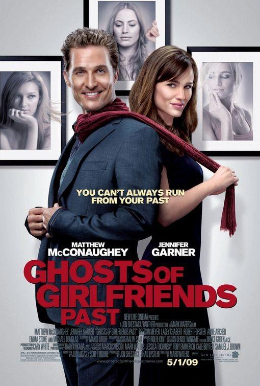 La locandina di The Ghosts of Girlfriends Past