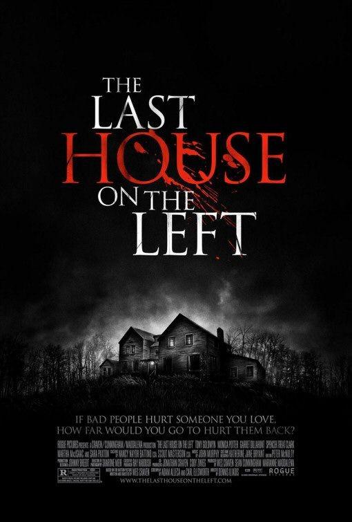 La locandina di The Last House on the Left