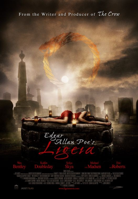 Nuovo poster per Edgar Allan Poe's Ligeia