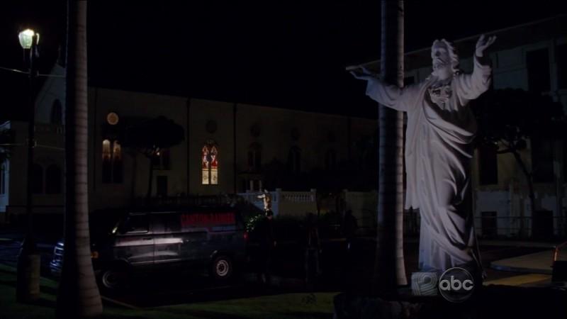 Una immagine dell'episodio This Place Is Death di Lost