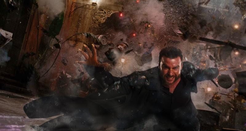 Una sequenza del film X-Men Origins: Wolverine  (2009)
