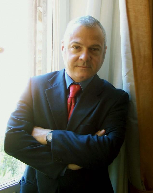 Una immagine di Alberto Spiazzi.