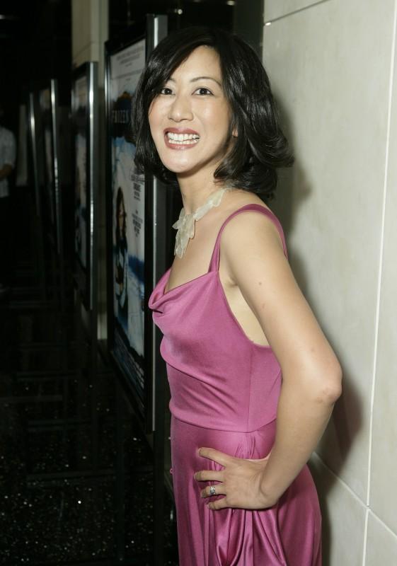 Una immagine di Betty Ouyang nel 2008